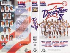 BASKETBALL ~ DREAM TEAM 11 VHS PAL VIDEO~A RARE FIND