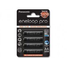 Baterias Eneloop Pro 4AA