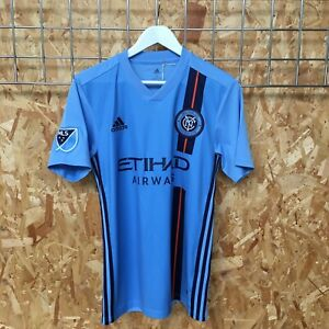 New York City FC Adidas Home Shirt 2019/2020 - S SMALL - Top Kit Jersey MLS
