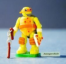 Teenage Mutant Ninja Turtles Tmnt Mega Bloks Series 1 Michelangelo