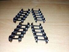 20 pcs / stück Marklin H0 700580 DC Trix Gleichstromradsatz wheel sets