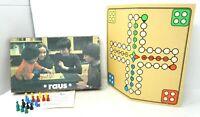 """DDR Spiel """"Raus"""" Würfelspiel Gesellschaftsspiel KOMPLETT Plasticart 1985"""