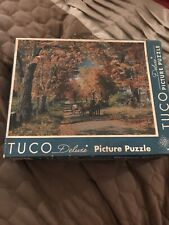 Tuco Deluxe Picture Puzzle-Autumn Gold