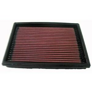 K&N Filters 33-2813 Peugeot 206 Petrol And Diesel Replacement Air Filter