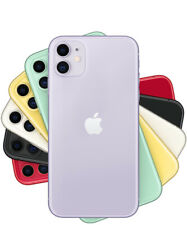 APPLE IPHONE 11 64GB 128GB 256GB ALL COLORS UNLOCKED ANY CARRIER WORLDWIDE