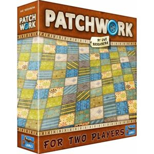 Patchwork Board Game - New