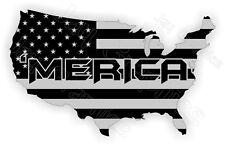 Merica American Flag Hard Hat Decal Ar15 Motorcycle Black Ops Helmet Sticker Usa