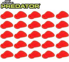 Fox Rage Predator Bait Fins Red Baitstopper für Köderfischmontagen, Köderstopper