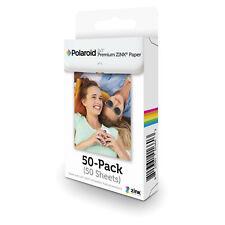 Polaroid 2x3 pollici Premium Zink Carta fotografica 50 fogli
