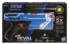Nerf Rival PHANTOM CORPS KRONOS XVIII-500 ~~ BLUE ~~ Limited Edition Fast Post