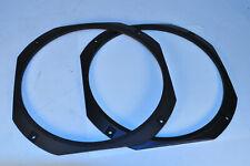 McIntosh 12-Inch Woofer Metal Trim-Ring Pair McPart#  750-701