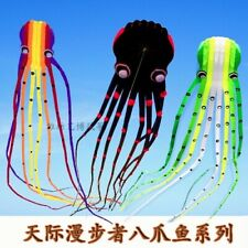 2020 New Octopus Octopus Kite Large Adult Easy-to-fly No Skeleton Kite Baby Gift