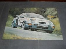 Sierra Cosworth D541UVW - Jimmy McRae 1988 Manx Rally - 500 Piece Puzzle.