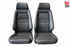 2 Recaro Specialist M orthopedic leather perfect craftmanship SALE