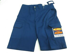KTM Factory Race Team Mechanics Shorts - Adult Size 32 Waist - FMF / KTM Racing