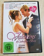 Valentins Liebesfilm Box 12 Filme DVD Romantik Michelle Pfeiffer Ashton Kutcher