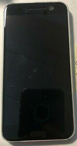 [BROKEN] HTC 10 - 32GB - Glacier Silver (Verizon) 6545LVW  Good Used NO POWER