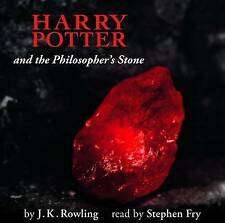 Harry Potter and the Philosopher's Stone CD-Audio, J. K. Rowling, Stephen Fry