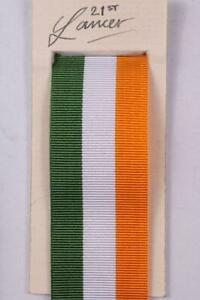 1xMtr KSA KINGS SOUTH AFRICA  Medal Ribbon Replacement 32mm wide Anglo Boer War