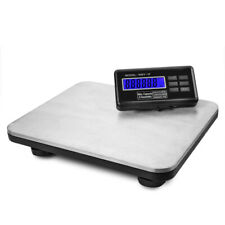 Digital Scale 200kg Weight Capacity With Ext Lcd Backlight Display Amp Ac Adapter