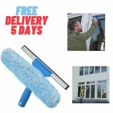 Window Cleaning Kit Handheld Tools House Supplies Washing Equipment Squeegee