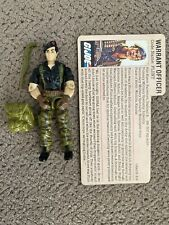 GI Joe Vintage 1985 Flint Minty Action Figure Complete Lot  Arah Cobra Afa