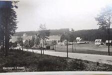 26419 Foto AK Steinbach Erzgebirge Straße mit Häusern um 1925