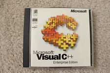 Microsoft Visual C++ Enterprise Edition with serial key
