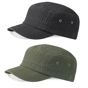 Urban Military Army Baseball Hat Cap Washed Cotton Vintage GREEN BLACK BEIGE