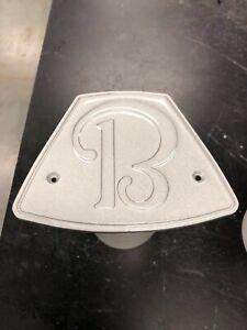 Beechcraft Yoke Cover plate