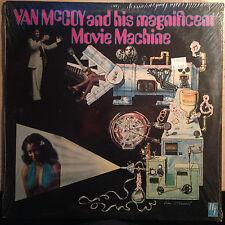 "Van McCoy ""And His Magnificent Movie Machine"" 1977 H&L Records DISCO LP SEALED!!"