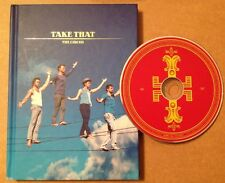 Take That - The Circus Deluxe Ltd Edition Hardback Book & Cd Set Gary Barlow