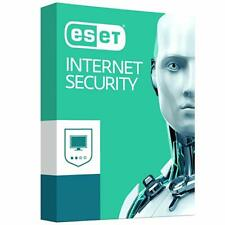 ESET INTERNET SECURITY 2020 Version 13 Global Key - 1/2/3 Year 1Device Email Del
