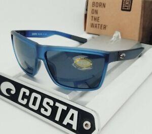 COSTA DEL MAR atlantic blue/gray RINCONCITO POLARIZED 580P sunglasses NEW IN BOX