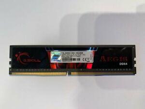 G.Skill Aegis, DDR4 SDRAM, 8GB, Arbeitsspeicher, F4-3000C16D-16GISB