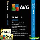 AVG TuneUp 2020 - Mehrere Geräte | Multi-Device | Tuneup UNBEGRENZTE 2 Jahre DE