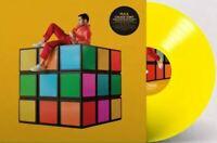 MAX - Colour Color Vision Exclusive Limited Edition Translucent Yellow Vinyl LP