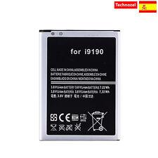 Bateria Para Samsung Galaxy S4 Mini  i9190 Capacidad 1900mAh Alta Calidad