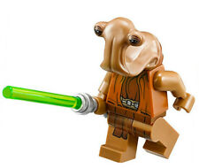 NEW LEGO STAR WARS ITHORIAN JEDI MASTER Minifigure 75051 Hammerhead minifig toy