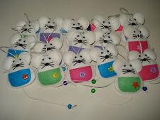 Ratón guardadientes de fieltro ratoncito Pérez niños detalles diy HECHO A MANO