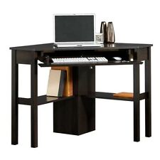 Sauder Beginnings Corner Computer Desk - Cinnamon Cherry