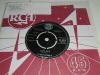 """Floyd Cramer Last Date b/w Sweetie Baby 7"""" Vinyl Single 1960 45-RCA 1211"""