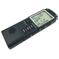 4G-32G Dictaphone Voice Activated Mini Digital Sound Audio Recorder MP3 Player