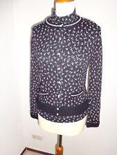 Designer Strickjacke + Shirt MARC CAIN twinset gr N1 + N2 34 36 jacke giacca