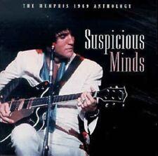 Elvis Presley Suspicious Minds The Memphis 1969 Anthology (2 CDs) 44 songs!