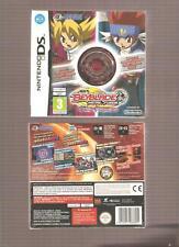 Beyblade Metal Fusion Cyber Pegasus sur Nintendo DS