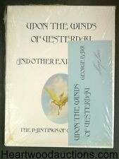 Upon the Winds of Yesterday and Other Explorations by George Barr Signed 1st ART