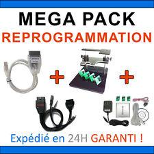 MEGA PACK REPROGRAMMATION : BDM 100 + BDM FRAME + MPPS V13 + GALLETTO 1260 OBD2