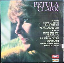 PETULA CLARK CHANTE / FRERE JACQUES 33T LP BIEM VOGUE CLD 726 DISQUE QUASI NEUF