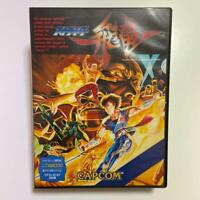 STRIDER HIRYU SHARP X68000 CAPCOM REG CARD w/Box japan